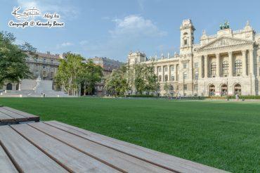 A nemzet főtere: Kossuth tér és az Olimpia park
