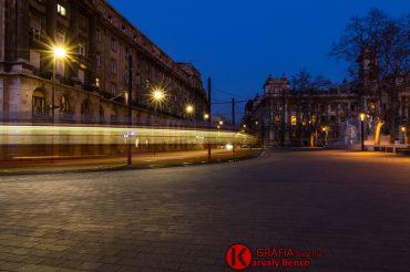 Kossuth tér és Jászai Mari tér