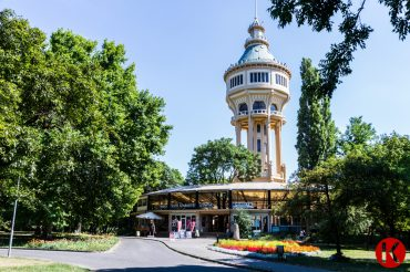 Margitsziget, Budapest rekreációs csomópontja