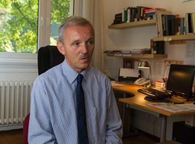 Interjú Hózer Zoltánnal, a Magyar Nukleáris Társaság elnökével