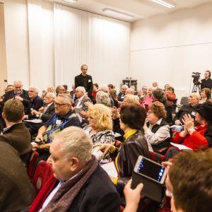 Tiszújító küldöttgyűlés a Magyar Újságírók Országos Szövetségében